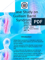 CP-Guillain Barre Syndrome