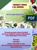 10 Wasiat Al Banna