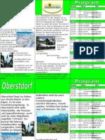 Folder Alpen
