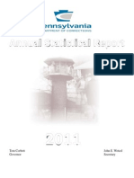Pennsylvania Corrections 2011 Annual Statistical Report