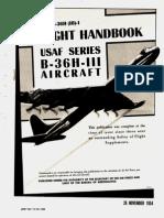 B 36 Aircraft