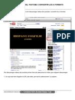 Descarregar Videos Del Youtube i Convertir-los a Formats Compatibles