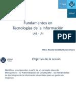 3-1-0 - Material - Introduccion a Los Sistemas de Informacion