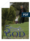 5 Proofs for God-eBook