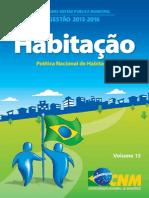 13. Habitação - Poítica Nacional de Habitação