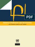 BalancoPreliminar das Economias da América Latina 2013