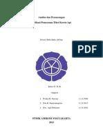 Project Akhir ANSI Pemesanan Tiket KA