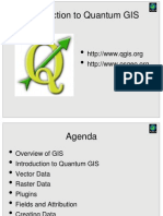 Introduction to QGIS Revision3