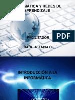 informtica y redes de aprendizaje