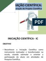 Apresentação_Iniciação Científica