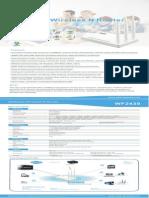 Netis WF2439 Datasheet V1.0