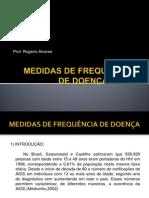 AULA 6 - MEDIDAS DE FREQUÊNCIA