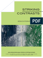 Striking Contrasts Educational Resource