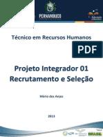 PI de RH Módulo 01 - Recrutamento e Seleção RDDI