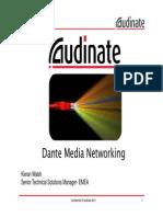 09 - Kieran Walsh - Dante Media Networking KW