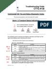 Emerson Commander SK Trip and Status Diagnostic Codes
