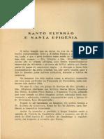 Augusto Mauricio Santo Elesbao Santa Efigenia