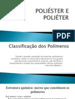 Poliester e Polieter