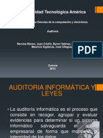 AUDITORIA INFORMATICA Y LEYES.pptx