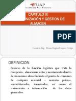 capítulo IX ORGANIZACION Y GESTION DE ALMACENES
