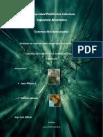 Informe Sistemas Microprocesados Con AVR Atmega16