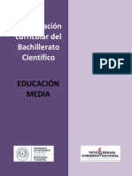 Bachillerato Científico con Énfasis en Ciencias Básicas