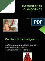 CARDIOPATIAS CIANOGENAS