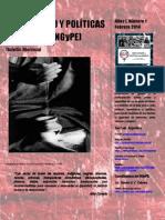Boletín N°1 Nodo Género y Políticas de Equidad