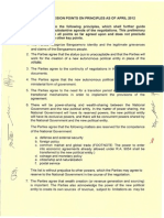 GPH-MILF Decision Points on Principles as of April 2012