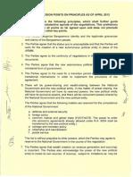 GPH-MILF Decision Points on Principles as of April 2012