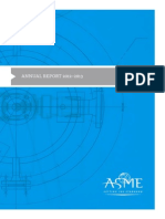 2012 2013 ASME Annual Report