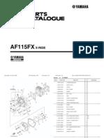 X-ride Part Catalogue