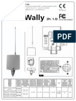 Instrucciones Receptor v2 Wally