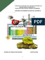Antologia de Quimica i Jul 08