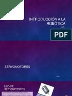 Introducción a la robótica parte 2