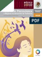 Atencion Psicologica Mujeres
