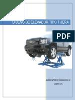 en proceso informe DISEÑO DE ELEVADOR DE TIJERAS 5 (domingo).docx