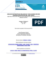 Analisis Practicas Inclusivas Exclusoras en Dos Centros Educativos Del Pais Vasco Darretxe Goikoetxea Fernandez 01