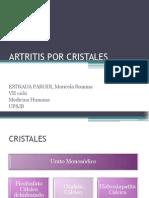 Artritis Por Cristales