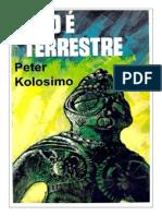 Não É Terrestre - Peter Kolosimo
