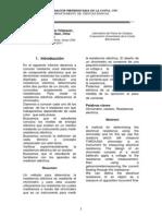 Informe Resistores