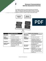 skill-set assessment overview