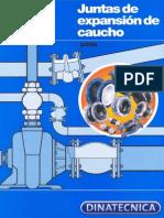 Catálogo JUNTAS DE CAUCHO
