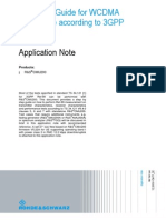 Wcma Application Note