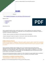 Enciclopédia Tigre - DIMENSIONAMENTO DAS INSTALAÇÕES DE ESGOTO