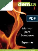 Manual Espumas Demsa