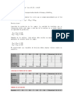 modelo matriz col 1 mètodos determinìsticos