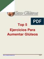 Top 5 Ejercicios Para Aumentar Gluteos.pdf