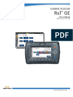 RxT 10GE Manual