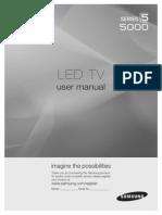 Led Tv Manual